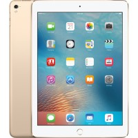 Apple 9.7-inch iPad Pro Wi-Fi + Cellular 256GB - Gold (Open Box Product, Limited Availability, No Back Orders) MLQ82LL/A-OB