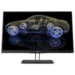 "Z23n G2 - LED monitor - 23"" (23"" viewable) - 1920 x 1080 Full HD (1080p) - IPS - 250 cd/m² - 1000:1 - 5 ms - HDMI, VGA, DisplayPort - black pearl - promo"