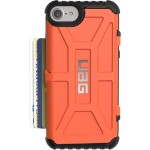 Trooper Series Case for iPhone 6/6s/7/8 - Rust