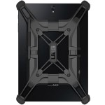 "Exoskeleton 10"" Universal Android Tablet Case - Black"
