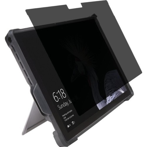 Macmall Kensington Blackbelt 2nd Degree Rugged Case Fp123 Privacy Screen Protective For Tablet Silicone Polycarbonate