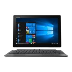 "Miix 520-12IKB 81CG - Tablet - with detachable keyboard - Core i7 8550U / 1.8 GHz - Win 10 Pro 64-bit - 8 GB RAM - 256 GB SSD NVMe - 12.2"" IPS touchscreen 1920 x 1200 (Full HD) - UHD Graphics 620 - Wi-Fi, Bluetooth - iron gray"