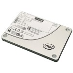 "Intel S4500 Entry - Solid state drive - encrypted - 960 GB - hot-swap - 3.5"" - SATA 6Gb/s - 256-bit AES - for ThinkSystem SR530 (3.5""); SR550 (3.5""); SR630 (3.5""); SR650 (3.5""); ST550 (3.5"")"