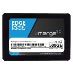 "500GB 2.5"" eMerge 3D-V SSD - SATA 6Gb/s"