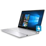"Pavilion 15-ck075nr - Core i5 8250U / 1.6 GHz - Win 10 Home 64-bit - 12 GB RAM - 1 TB HDD - 15.6"" IPS touchscreen 1920 x 1080 (Full HD) - UHD Graphics 620 - Wi-Fi, Bluetooth - natural silver (keyboard frame and base), sandblasted keyboard frame, snowflake"