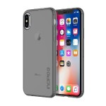 NGP Pure Slim Polymer Case for iPhone X - Smoke