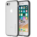 Octane Pure - Back cover for cell phone - Plextonium, Flex2O polymer - smoke - for Apple iPhone 7, 8