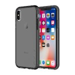 Octane Pure Translucent Co-Molded Case for iPhone X - Smoke