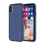 Octane LUX Translucent Protective Case for iPhone X - Midnight Blue