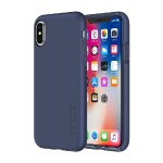DualPro Case for iPhone X - Iridescent Midnight Blue