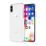 feather Pure Ultra-Light Clear Snap-On Case for iPhone X - Clear