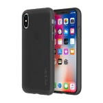 NGP Flexible Shock Absorbent Case for iPhone X - Smoke