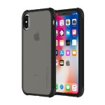 Reprieve [SPORT] Protective Case with Reinforced Corners for iPhone X - Black/Smoke