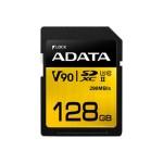Premier ONE - Flash memory card - 128 GB - UHS-II U3 / Class10 - SDXC UHS-II