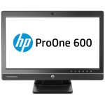 ProOne 600 G1 - Intel Core G3220 3.2GHz, 8GB DDR3, 500GB HDD, DVD, Windows 10 Pro Microsoft Authorized Refurbished (Open Box)