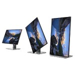 """UltraSharp U2518D - LED monitor - 25"""" (25"""" viewable) - 2560 x 1440 QHD - IPS - 350 cd/m² - 1000:1 - 5 ms - HDMI, DisplayPort, Mini DisplayPort"""