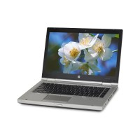 "HP Inc. EliteBook 8460P Intel Core i5-2520M Dual-Core 2.50GHz Notebook PC - 4GB RAM, 320GB 7200rpm SATA, 14"" HD Display, 802.11 a/b/g/n, DVD-ROM, Windows 10 Pro 64-bit - Refurbished PC5-1042"