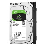 "Barracuda ST8000DM004 - Hard drive - 8 TB - internal - 3.5"" - SATA 6Gb/s - buffer: 256 MB"