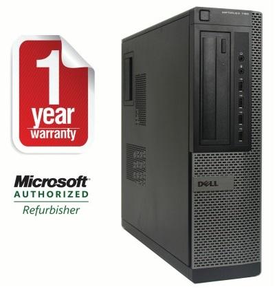 Dell Optiplex 790 DT Intel Core i5-2400 Quad-Core 3 10GHz, 4GB RAM, 500GB  SATA, DVD+/-RW, Windows 10 Professional 64-bit - Refurbished (PC1-0870)