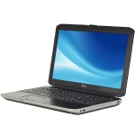 "Latitude E5530 Intel Core i3-3110M 2.4GHz Notebook PC - 4GB RAM, 320GB HDD, 15.6"" HD Display, DVD+/-RW, 802.11 a/b/g/n, Gigabit Ethernet - Refurbished"