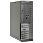 Optiplex 3020 - Small Form Factor - Intel Core i5-4570 3.2GHz, 4GB RAM, 500GB HDD, DVDRW, USB, VGA, Display Port, Ethernet Port, Windows 10 Professional 64-bit - Refurbished