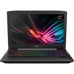 "ROG Strix GL503VD DB74 - Core i7 7700HQ / 2.8 GHz, 16 GB RAM, 256 GB SSD + 1 TB HDD, 15.6"" 1920 x 1080 (Full HD), NVIDIA GeForce GTX 1050 - 802.11ac, Bluetooth - Metallic Black, Win 10 Home 64-bit"