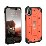 Pathfinder Series iPhone X Case - Rust