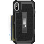 Trooper Series iPhone X Case - Black