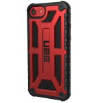 Monarch Series iPhone 8/7/6s Case - Crimson