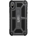 Monarch Series iPhone X Case - Graphite