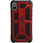 Monarch Series iPhone X Case - Crimson