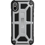 Monarch Series iPhone X Case - Platinum
