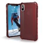 Plyo Series iPhone X Case - Crimson