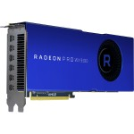 Radeon Pro WX 9100 - Graphics card - Radeon Pro WX 9100 - 16 GB HBM2 - PCIe 3.0 x16 - 6 x Mini DisplayPort