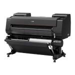 """imagePROGRAF PRO-4000 - 44"""" large-format printer - color - ink-jet - Roll (44 in) - USB 2.0, Gigabit LAN, Wi-Fi(n), USB host"""