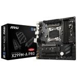 Intel X299 Motherboard X299M-A PRO