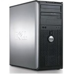 OptiPlex 780 Tower, Intel C2D E7400 - 2.8GHz, 8GB Memory, 500GB Hard Drive, DVD, Windows 10 Pro - Refurbished