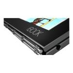 "YOGA Book ZA15 - Tablet - flip design - Atom x5 Z8550 / 1.44 GHz - Win 10 Home 64-bit - 4 GB RAM - 128 GB eMMC - 10.1"" IPS touchscreen 1920 x 1200 - HD Graphics 400 - Wi-Fi - carbon black"