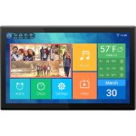 17.3 inch WiFi Digital Photo Frame with Touchscreen IPS LCD Display and 8GB Built-in Memory