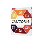 Roxio Creator NXT - (v. 6) - box pack - 1 user - DVD (mini-box) - Win - Multi-Lingual