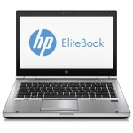 "EliteBook 8470p Intel Core i5 Notebook PC - 4GB DDR3 RAM, 250GB HDD, 14"" Display, DVD-ROM, Windows 10 Pro, 1 Year Depot Warranty - Refurbished"