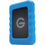 4TB G-DRIVE ev RaW USB 3.0 Hard Drive with Rugged Bumper