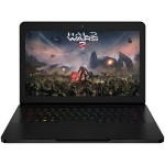 "Blade Intel Core i7-7700HQ Quad-Core 2.80GHz Gaming Laptop - 16GB RAM, 512GB SSD, 14"" 4K UHD 16:9 Ratio 3840x2160 Multi-touch Display, NVIDIA GeForce GTX 1060, 802.11a/b/g/n/ac, Bluetooth 4.1, Windows 10 - Black"