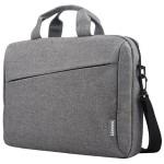 "Casual Toploader T210 - Notebook carrying case - 15.6"" - steel gray - for 100; 330S-14; 530S-14; Flex 6-11; 6-14; S530-13; V130-14; V330-14; Yoga 530-14; C930-13"