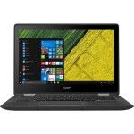 "Spin 5 - SP513-52N-52VV Intel Core i5-8250U Quad-Core 1.60GHz Notebook PC - 8GB DDR4, 256GB SSD, 13.3"" Full HD (1920x1080) Multi-touch IPS Display, 802.11ac WLAN, Webcam, Windows 10 Pro 64-bit"