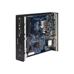 XPC slim DS77U7 - Barebone - Slim-PC - 1 x Core i7 7500U / 2.7 GHz ULV - HD Graphics 620 - GigE - WLAN: 802.11b/g/n