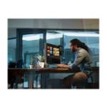 "Z27n G2 - LED monitor - 27"" (27"" viewable) - 2560 x 1440 QHD - IPS - 300 cd/m² - 1000:1 - 5.3 ms - DisplayPort, HDMI, DVI-D, USB-C - black pearl - Smart Buy"