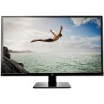 """27SV - LED monitor - 27"""" (27"""" viewable) - 1920 x 1080 Full HD (1080p) - IPS - 250 cd/m² - 1000:1 - 7 ms - HDMI, DVI-D, VGA - speakers"""