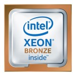 Intel Xeon Bronze 3106 - 1.7 GHz - 8-core - 8 threads - 11 MB cache - LGA3647 Socket - for ProLiant ML350 Gen10