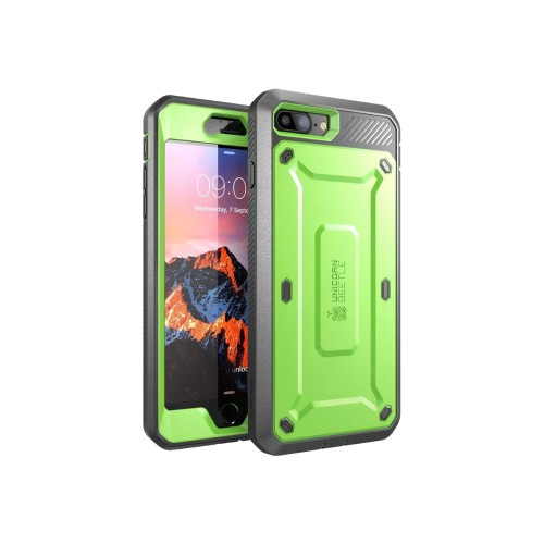 the best attitude 4c5bf 1d822 MacMall | i-Blason SUPCASE Unicorn Beetle Pro Full-Body - Protective case  for cell phone - thermoplastic polyurethane (TPU) - green - for Apple  iPhone ...